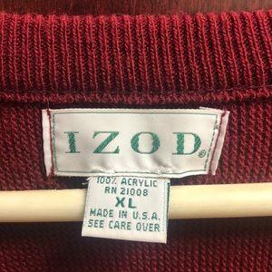 Vintage Acrylic Men's Sweater